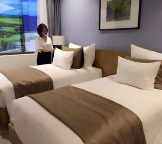 Hé Lộ Nơi Bán Khăn Chăn Ga Gối Khách Sạn Tại Thuận Hải