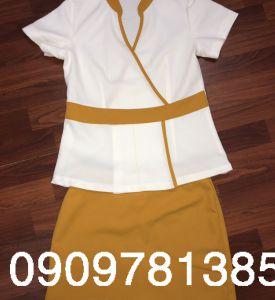 Đồng phục nhân viên SPA 001