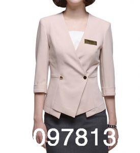 Áo vest quản lý 002